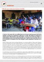 Fonds commun sectoriel de l'éducation - L'insertion des jeunes