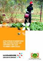 NIGER - Stratégie d'insertion des jeunes dans les métiers liés aux filières agricoles