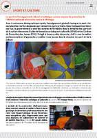 Fonds commun sectoriel de l'éducation - Sport et culture