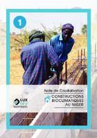 Constructions bioclimatiques au Niger